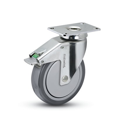"""SS 1-1/4"""" Stainless Steel Top Plate Directional Lock"""