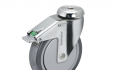 "SS 1-1/4"" Stainless Steel Antistatic Hollow Kingpin Directional Lock"