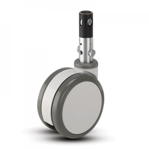 TU Twin Tech Ultra Central Locking Caster